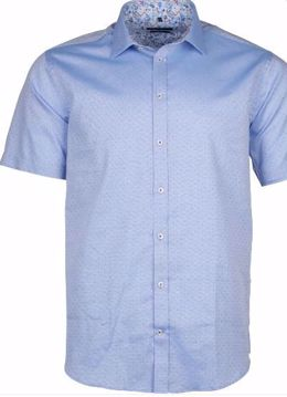 GINO S/S NORMAL PLACKET