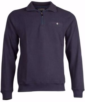 BBC HALF ZIP SWEAT L