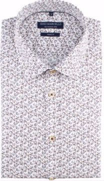 GM ALLOVER PRINT SHIRT