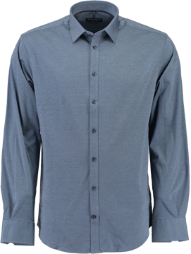 GM KNITTED SHIRT L/S MODERN FIT